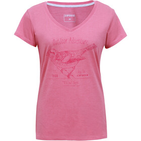 Icepeak Beede T-Shirt Femme, pink